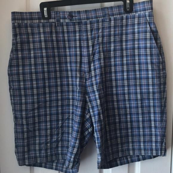 TEHAMA Other - Men's size 36 Tehama Cotton Plaid Shorts